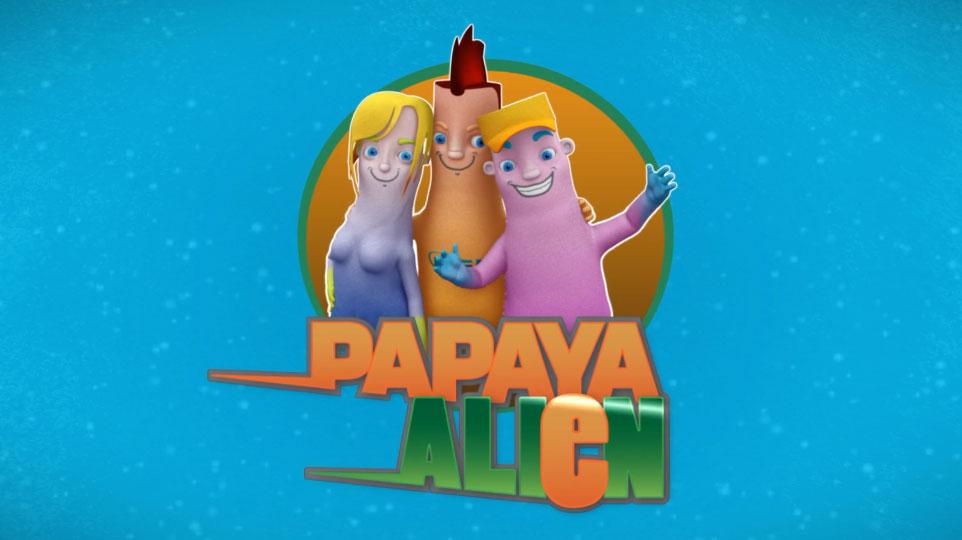 PapayaAlien